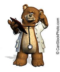 bjørn doktor
