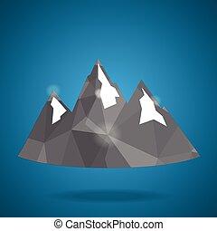 bjerge, baggrunde