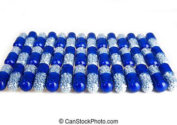 blå, lertavlor