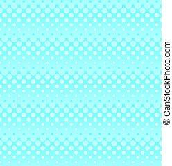 blå, nät, mönster, ligh, seamless, halftone, design.