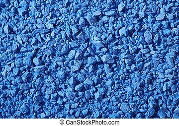 blå, skugga, ögon, krossat, bakgrund