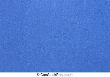 blå, strukturerad, papper