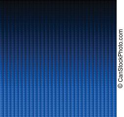 blå, tegelpanna, struktur