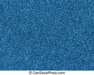 blå, turkos, färg, struktur, bakgrund., glitter