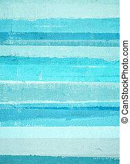 blå, turkos, konst, abstrakt