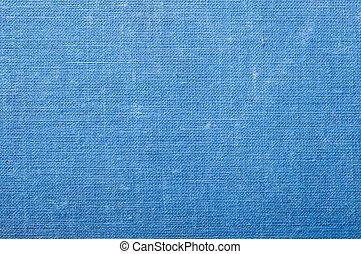 blå, tyg, vävt, bakgrund