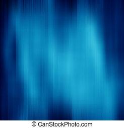 blå, vinka blur, abstrakt, bakgrund