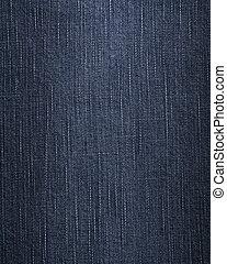 blåbyxor, tyg, bakgrund