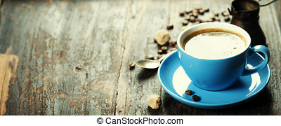 blåttkaffe kuper