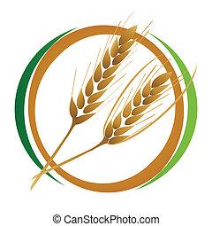 blé, icône