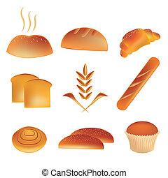 blé, produits