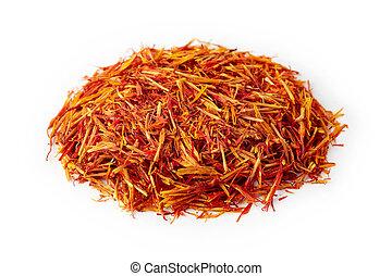 blütenblätter , saflor, substitute), (saffron