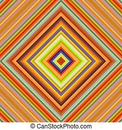 blýskavý color, čtverhran, abstraktní, grafické pozadí, tašky, seamlessly.