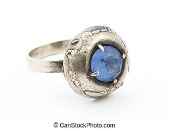 bl, vendimia, anillo