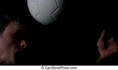 blac, balle, footballeur, titre