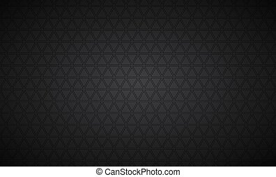 Black Abstract Background With Rectangles Modern Vector Widescreen Background Simple Texture Illustration Canstock