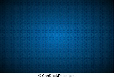 Black and blue abstract background with broken lines, modern vector illustration
