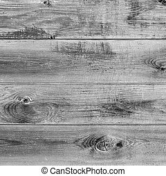 Black and white barn wood background