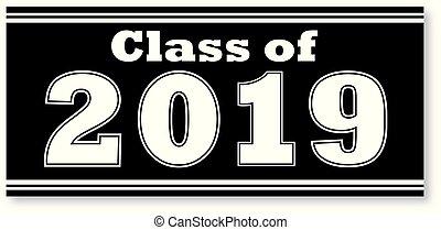 Class of 2019 Banner