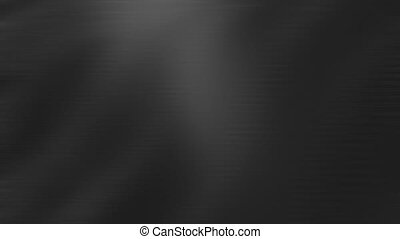 Black and white flowing wire frame abstract looping CG backdrop