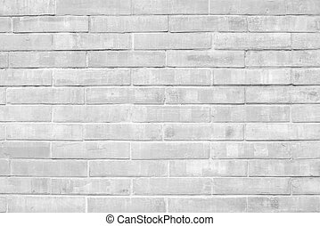 black and white Grunge brick wall background textures