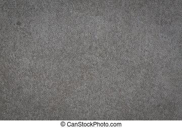 Black and white horizontal plaster concrete wall