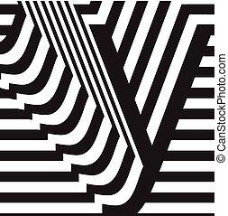 Y letter logo design with black orange color cool modern icon letter y design template altavistaventures Image collections