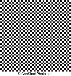 Black and white seamless chess table background