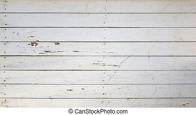 Black and white texture of wooden planks.
