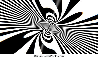 Black and White Visual - Black and white visual seamless ...