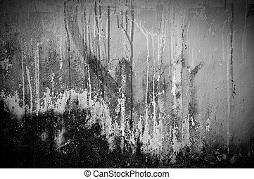 Black and White Wall Background