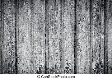 black and white wood background wall