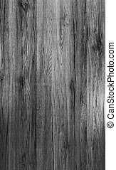 Black and white wood texture.