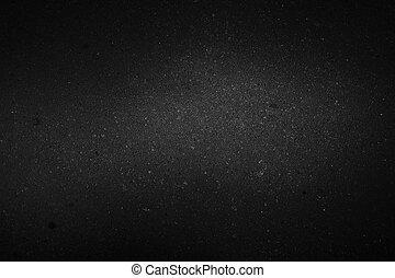Black asphalt background - Black asphalt road detailed...