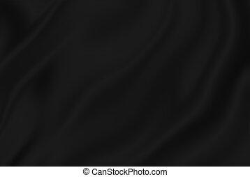 Black background texture full frame.
