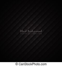 black background with pattern