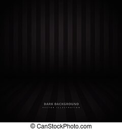 black background with stripes