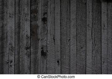 Black Barn Wall Texture