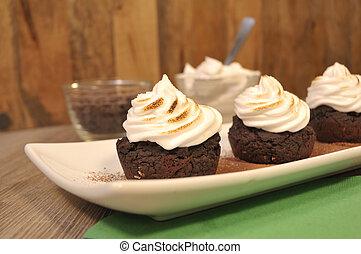 Black Bean Brownies Dessert