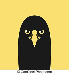 black bird flat draw