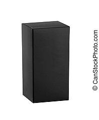 black box isolated