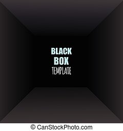 black box template