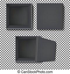 Black box vector