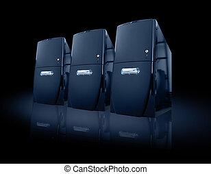 Black Box\\\'s - 3 Computers