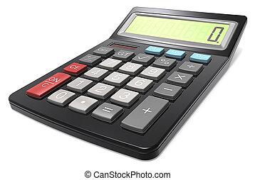 Black Calculator.