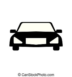 black car icon