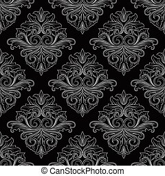 Black Classic Pattern