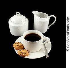 Black Coffee And Cookies