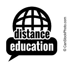 black distance education