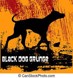 Black Dog Grunge